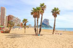 Holidays to Costa Blanca in Spain Holiday Resort, Beach Holiday, Most Beautiful Beaches, Beautiful Places, San Juan Beach, Alicante, Surf, Small Castles, Tourist Center