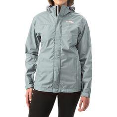 Avalanche Wear Endeavor Jacket - Waterproof (For Women) in Gray/Purple