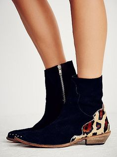 Last Outlaw Ankle Boot