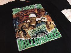 Vintage Cash Money Jingle Ballers Jam T Shirt Rap Hip Hop Juvenile Nelly Lil Kim | Clothing, Shoes & Accessories, Vintage, Men's Vintage Clothing | eBay!