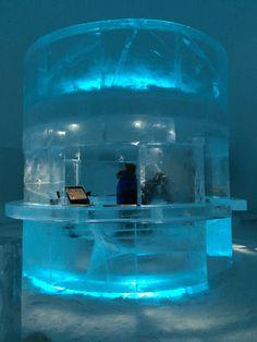 Ice Hotel Sweden 2016 - Ice Bar