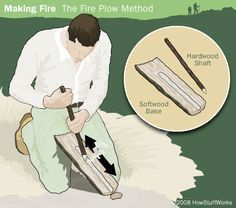 "HowStuffWorks ""How to Start a Fire Without a Match"""