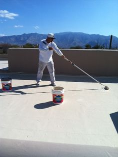 I need to have a roof coating put on my roof. I think it will help with the leaks. I get leaks really bad when it rains heavy or snows.
