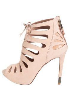 AMALIA - High Heel Sandaletten - pink