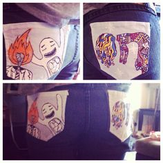 Foster the People pants Foster The People, The Fosters, Daughter, Artist, Pants, Trousers, Artists, Women Pants, Women's Pants