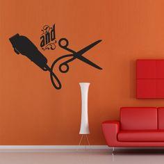 Wall Decal Decor Decals Sticker Art Beauty Salon Hair Words and Haircut Scissors (M361), http://www.amazon.com/dp/B00FYMOH94/ref=cm_sw_r_pi_awdm_5cN6tb1AW3H1S