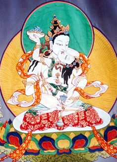 Foundations of Buddhism / Vajrasattva Purification