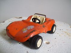vintage TONKA BEACH BUGGY toy car 70s | things with wheels ...