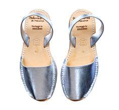 Silver Leather Palmairas