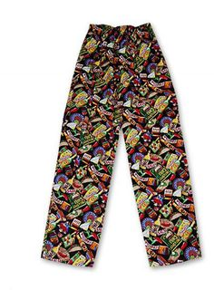 Dickies Chef Collection Chili Print Chef Pant Sz XXL NWT Quality First