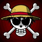Haki TS Luffy Jolly Roger by Z-studios