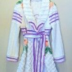 vintage chenille robes