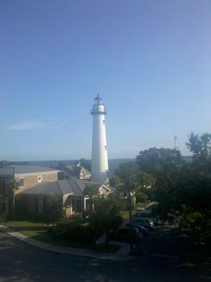 View from Ocean Inn & Suites on St. Simons Island, Georgia.    Definitely one of my happy places!!!