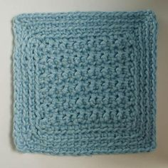 5 Free Crochet Washcloth Patterns: Soft Organic Cotton Washcloth Free Crochet Pattern