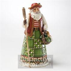 Jim Shore Italian Santa Claus