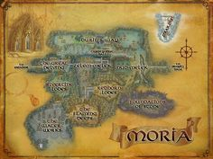 Large detailed map of middle earth lotr pinterest middle large detailed map of middle earth lotr pinterest middle earth middle and tolkien publicscrutiny Images