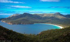Wineglass Bay, TAS