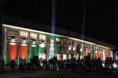 Coral de Natal na Sacada do Palácio das Artes | Banco de Imagens - Prefeitura PG