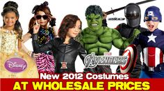 Tight Wad in Utah: GIVEAWAY: $30 Wholesale Costume Club Item!