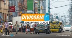 """Dubbed as the """"Budget Shopping Capital of the Philippines,"""" Divisoria is the best place to go to if you are looking for affordable items—from clothes to food supplies and household products. Want to have a smooth shopping experience in . Shopping Hacks, Shopping Mall, Busy Street, Cool Things To Buy, Stuff To Buy, Philippines, The Good Place, Places To Go"""