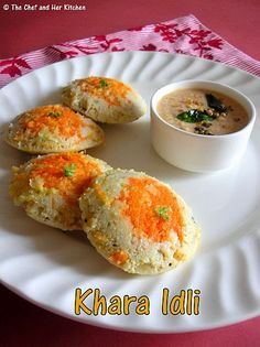 Khara Eerulli Idli | Masala Onion Idli | Spicy Idli..with left over Idli Batter