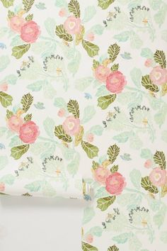 Top Floral Wallpaper: Camilla Meijer, Orla Kiely & Four More — Maxwell's Daily Find 01.19.15