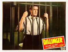 Lawrence Tierney, Dillinger