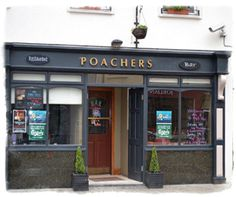 Poachers Foxford - Click pub photo image above to purchase your #Pubs of #Ireland Photo Print with PayPal. You do not need a PayPal account to purchase photo. Pubs of Ireland photos are perfect to display in any sitting room, family room, or den to celebrate a family's Irish heritage. $9.00 (plus $5 shipping & handling in USA) ~ 8 x 10 High Quality, High Resolution Authentic Photos Professionally Shot on Location in Ireland and Printed on Professional Fuji Film Photo Print Paper.