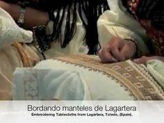 Bordados de Lagartera (Spain)