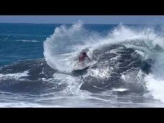 Brad Domke - Tow-in Skimboarding? Finless Surfing? - Exile Skimboards