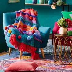 The best blissfully warm and cosy knitting projects for winter nights - Better Homes and Gardens: DIY, Renovation, Gardening & Recipes