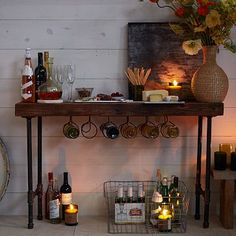 West Elm offers modern furniture and home decor featuring inspiring designs and colors. Create a stylish space with home accessories from West Elm. Home Furniture, Modern Furniture, Furniture Market, Wine Storage, Home Accessories, Sweet Home, Interior Design, West Elm, Bar Tables