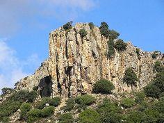 SEGARIU (rovine della Rocca su Casteddu)