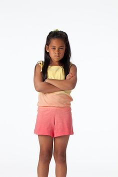 Royalty free photo! Angry tween girl. There's no cost for using the shots, but we do ask that you credit the photos to us with a link to www.fashionplaytes.com. Tween Girls, Royalty Free Photos, Gym Shorts Womens, Shots, Told You So, Take That, Photoshoot, Link, Fashion