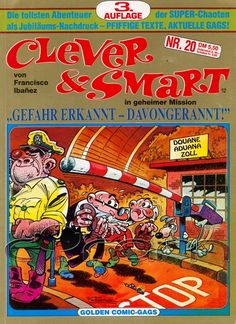 Clever & Smart in geheimer Mission - Nr. 20