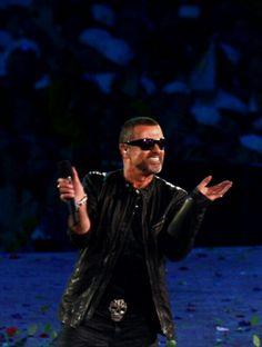 In memory of George Michael /Olympic games