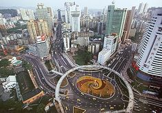 Intersecciones de autopistas incomprensibles (Fotos)   Rincón Abstracto