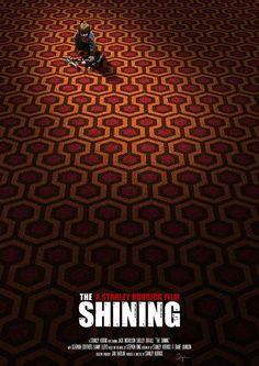 """The shining"" by Sahin Düzgün. #PinterestHorrorBest #ThrowbackThursday http://t.co/CJo7E8V2iP"