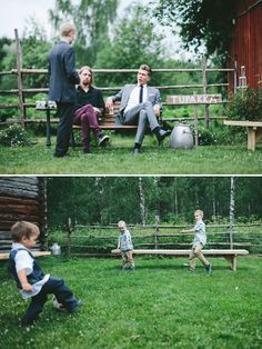 A rustic modern Finnish wedding Best Day Ever, Rustic Modern, Finland, Wrestling, Romantic, Weddings, Big, Photography, Lucha Libre