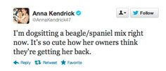 Anna Kendrick's Surprisingly Funny Twitter Account