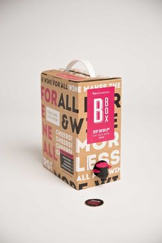 Bbox on Packaging of the World - Creative Package Design Gallery