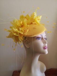 Shelley 1  BY FAY ENGLANDER  #millinery #hats #HatAcademy