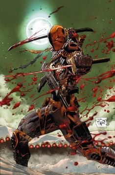 Deathstroke (Character) - Comic Vine