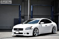We Offer Fitment Guarantee on Our Rims For Nissan Maxima. All Nissan Maxima Rims For Sale Ship Free with Fast & Easy Returns, Shop Now. Rims For Sale, Wheels For Sale, My Dream Car, Dream Cars, 2011 Nissan Maxima, Accord Sport, Sports Sedan, Unique Cars, Nissan Altima