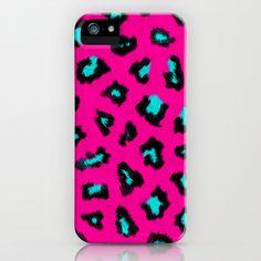 Fur XX iPhone & iPod Case by Rain Carnival - $35.00 I hope you like it! #iphone #samsung #case #skin #fur #leopard #cheetah