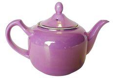 Opalescent Pink Teapot
