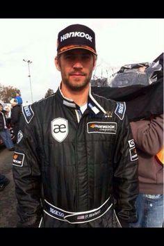 Paul Walker - the race car driver.