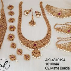One Gram Gold Hip Chain Come Long Chain - Indian Jewelry Designs Gold Bridal Jewellery Sets, Indian Wedding Jewelry, Wedding Jewelry Sets, Wedding Set, Indian Jewelry, Gold Jewelry, Gold Necklace, Indian Jewellery Design, Latest Jewellery
