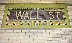 Subway Signs, Metro Subway, New York City Manhattan, New York Subway, Metro Station, Subway Tile, Wall Street, Tile Patterns, Tiles