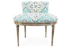 Classical Vanity Bench on OneKingsLane.com